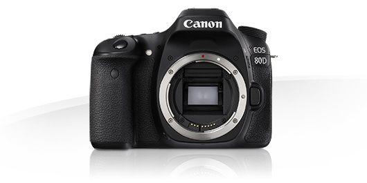 Canon 80d, stan idealny