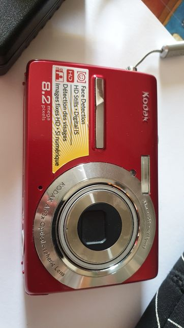 Máquina Fotográfica KODAK com extras