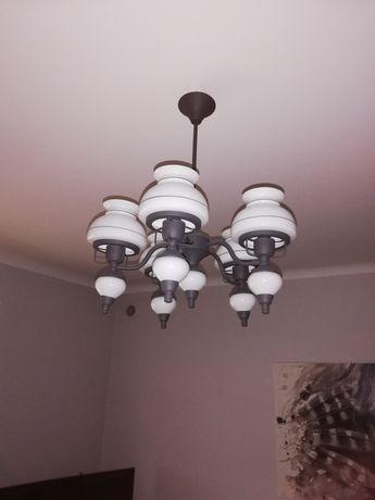 Lampa żyrandol E14  kinkiet