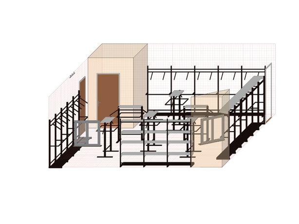 Простая 3D визуализация Вашего магазина