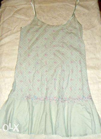 Пеньюар ночная рубушка сорочка хлопок