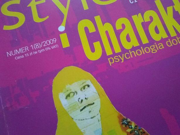 "Archiwalny nr czasopisma ""Style i charaktery"" - nr 1.2009"