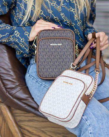 Продам сумку MICHAEL KORS Jet Set Travel Medium Logo Crossbody Bag