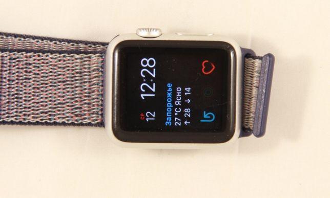 Apple Watch Silver 38 мм 1 серия 2778