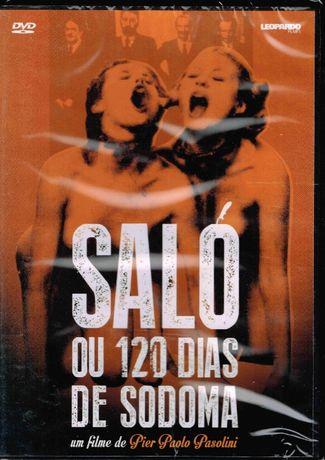 Filme em DVD: SALÓ ou 120 Dias de Sodoma - NOVO! Selado!
