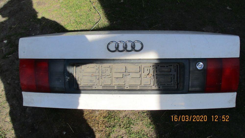 Кришка багажника ауді 80 б4  в хорошому стані як стан на фото. Любомль - изображение 1
