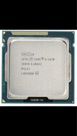 Procesor Intel core i5 3470 3,2 GHz + chlodzenie