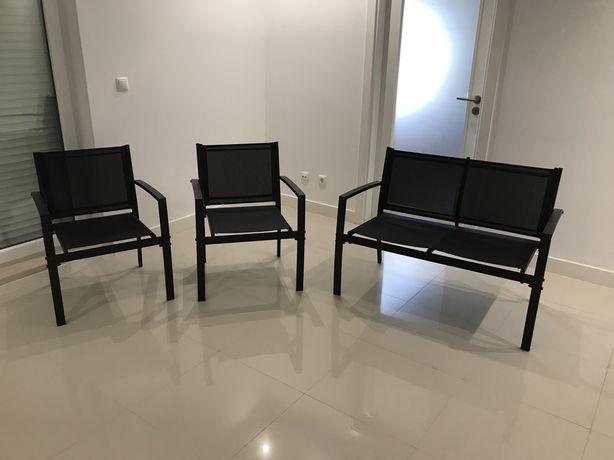 Conjunto de Cadeiras para área externa ou jardim