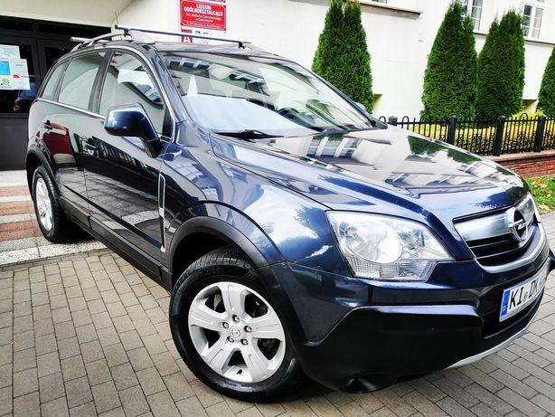 Sliczny Opel Antara 2.4 Benz Napęd 4x4 KLima Alus 1 Właściciel