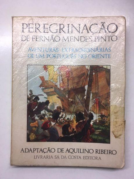 Livro - Peregrinação de Fernão Mendes Pinto