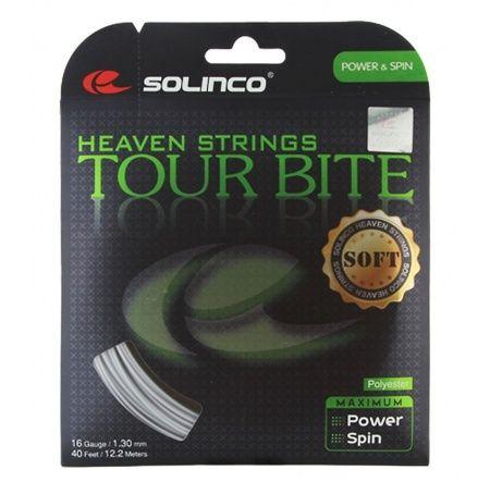 Naciąg tenisowy SOLINCO Tour Bite Soft