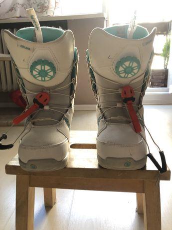 Buty narciarskie Burton