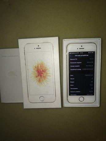 Iphone SE (16 gb) gold - Ідеал