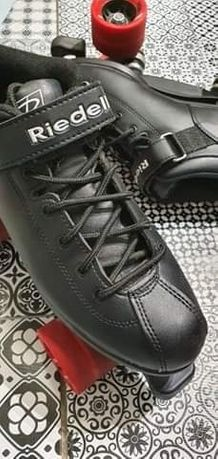 Wrotki Riedell Dart kolor czarny