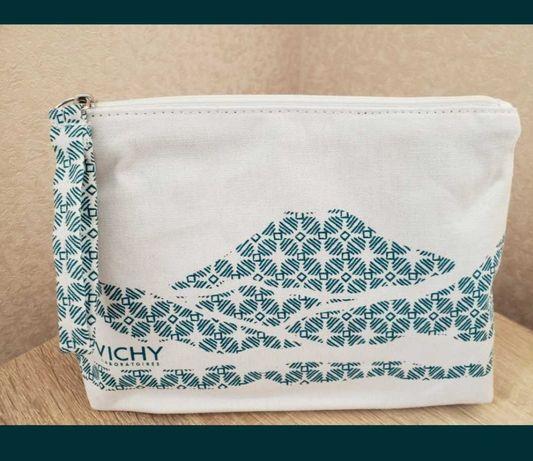 косметичка Виши Vichy 20×15×5см