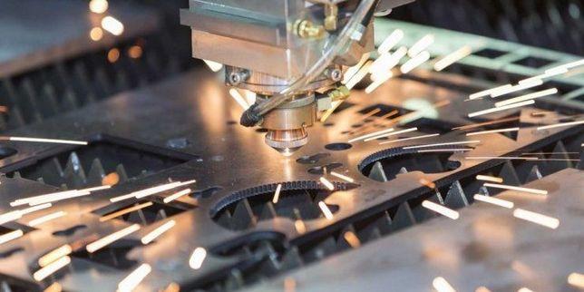 Лазерная резка листового металла на ЧПУ+ Гибка.
