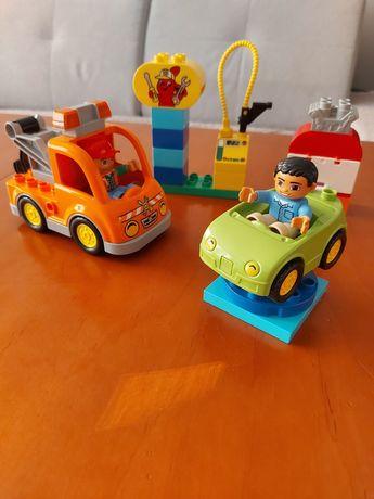 Klocki Lego Duplo Samochód Pomocy Drogowej 10814
