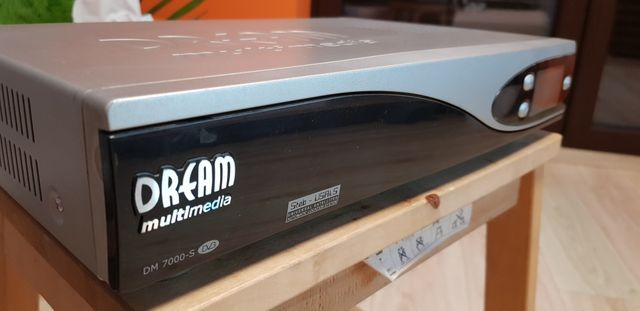 Dekoder TV sat Dream multimedia DM7000-s