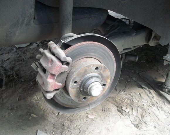 Задняя дисковая ступица Гольф 3