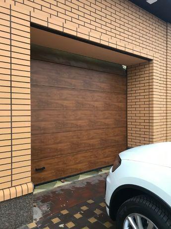 Секционные ворота в гараж Николаев, Херсон.