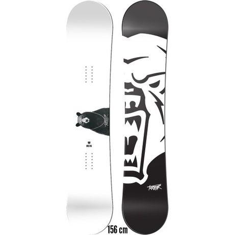 Сноуборд Terror snow The Boss 156 + крепления Ride LX