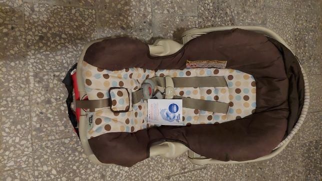Nosidełko / fotelik GRACO dla niemowlaka z USA.