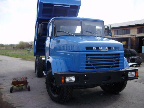 КРАЗ 6510 самоскид