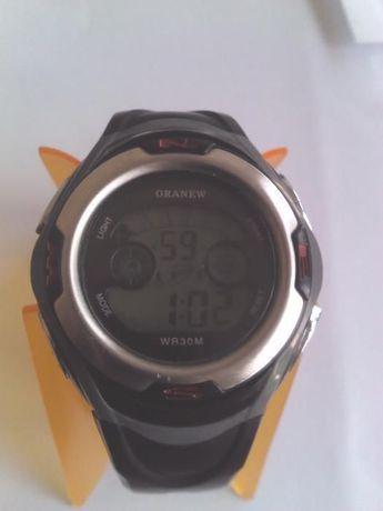 Relógio desportivo japonês