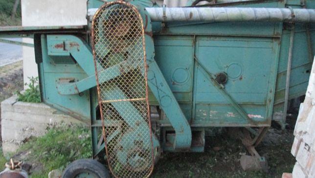 молотарка-віялка для квасолі та зернових
