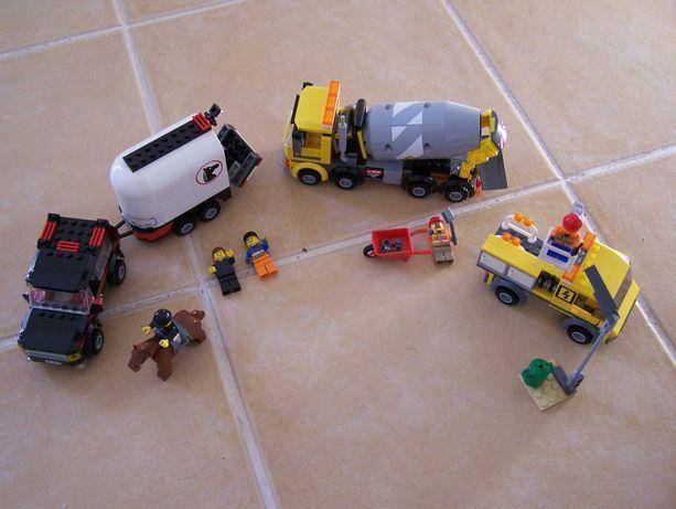 Lego conjuntos city