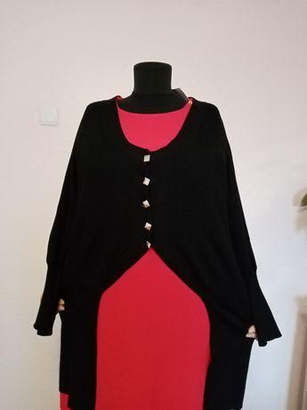 Большой размер 54-56 жилет, кардиган, кофта, туника, рубашка