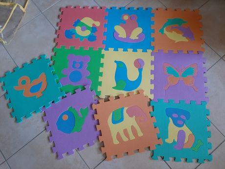 Mata piankowa puzzle