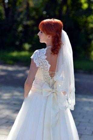 НЕ ВІНЧАННА Весільна сукня