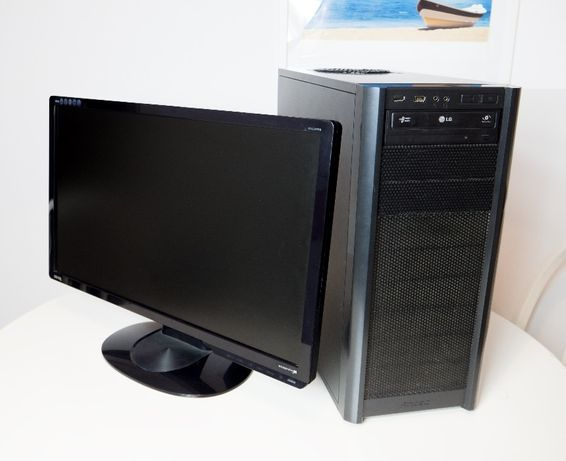 Komputer stacjonarny Athlon II X2 250