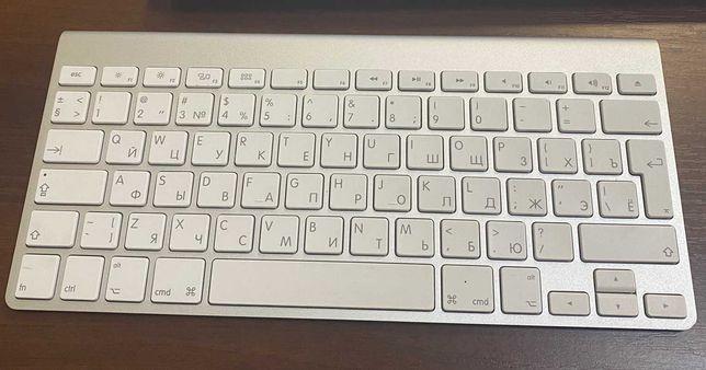 Клавиатура  Apple Keyboard + мышка Apple Mouse 1899 грн