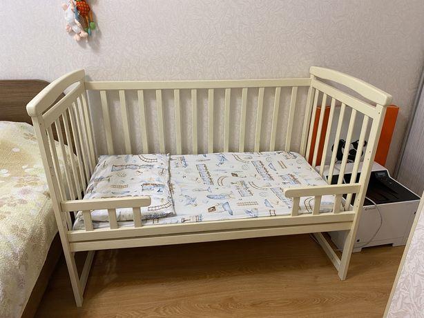 Продам дитяче ліжечко