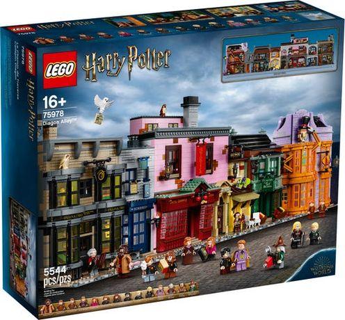 Lego Harry Potter (75978) Diagon alley/Косой переулок