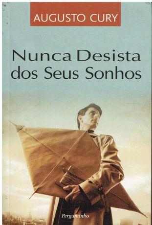 7581 Nunca Desista dos Seus Sonhos de Augusto Cury