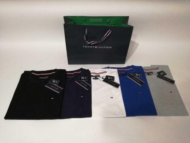 Nowe męskie koszulki T-shirt Tommy Hilfiger !
