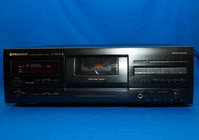 Pioneer CT-S830S кассетная дека