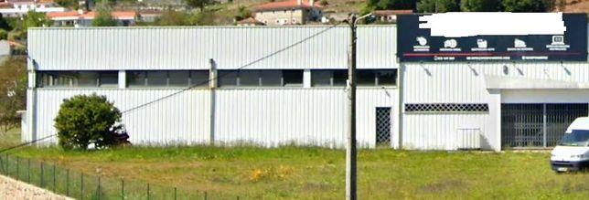 Arrenda-se Pavilhão Industrial -Gavião 500m2
