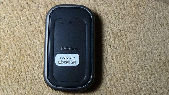 Odbiornik GPS Nokia LD-3W + ładowarka samochodowa Nokia
