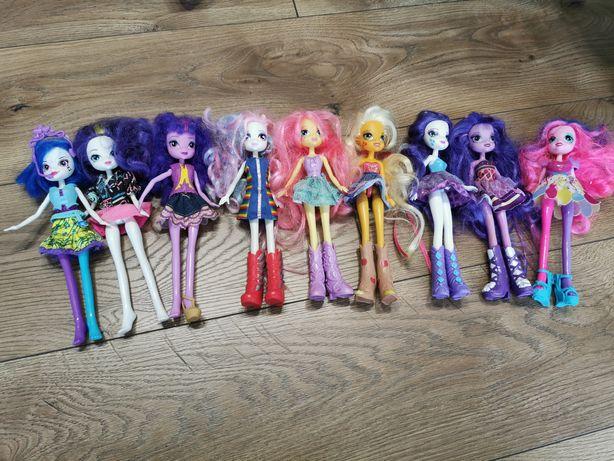 Lalki equestria girls