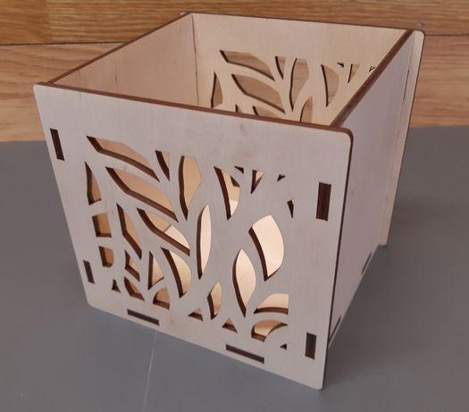 Шкатулки, коробочки, купюрницы