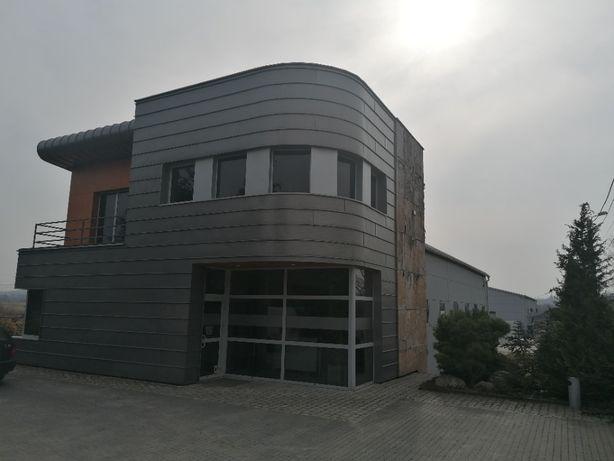 DO WYNAJĘCIA budynek biurowy z halą produkcyjną - 285 m2