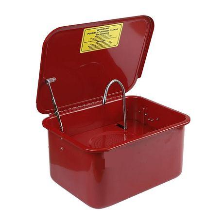 Tanque de Lavagem Máquina Lavar Peças 13 LT. (Com Iva)