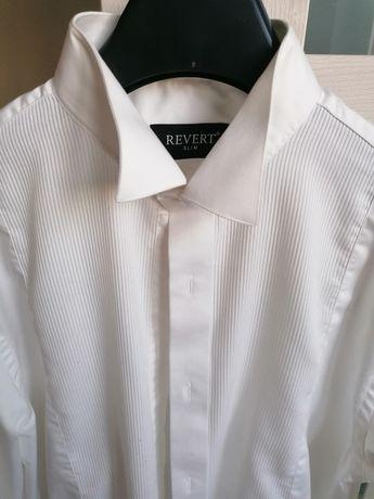 Koszula ślubna męska 39