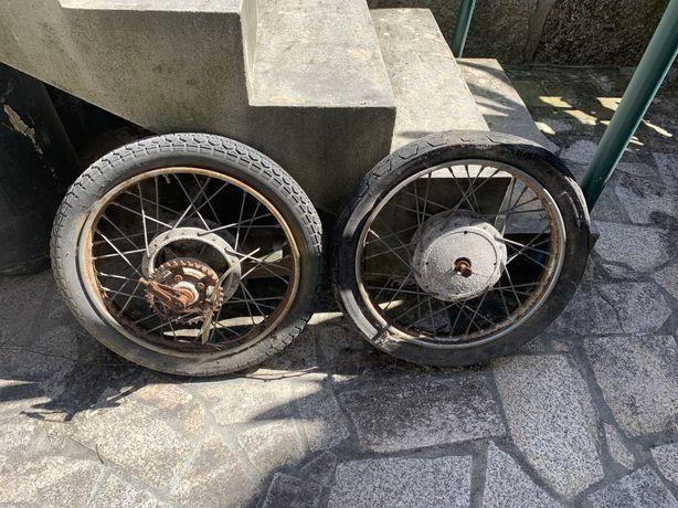 Rodas motorizada efs