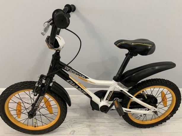Велосипед Giant ANIMATOR 16 black orange Детский