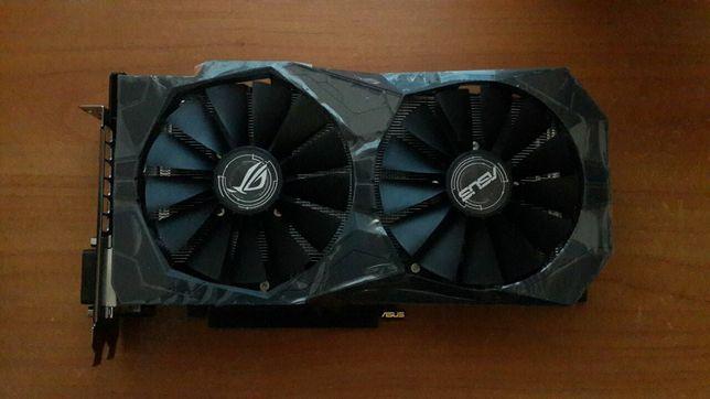 Відеокарта ASUS Radeon RX 570 4096Mb
